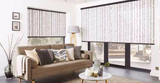 Fabric Collection For Residential And Commercial Roller Shades