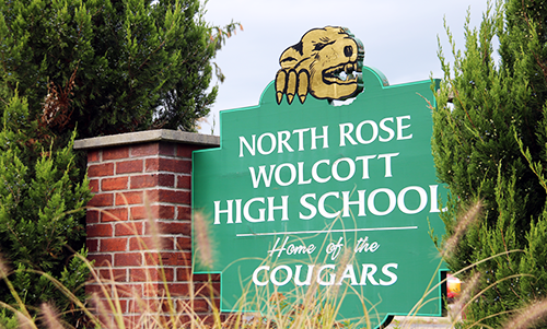 Drapery Industries helps North Rose-Wolcott Central School